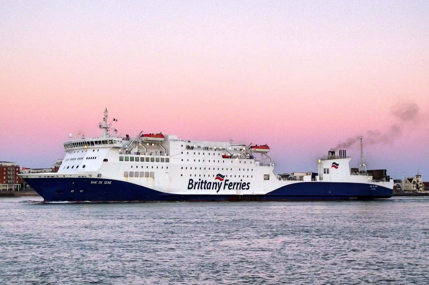 Portsmouth To Le Havre Ferry >> Brittany Ferries Awarded 46m Contract For More Services In